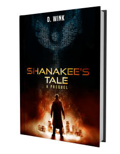 Shanakee's Tale Cover