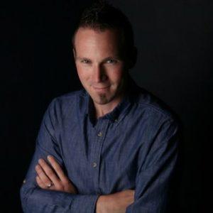 Evan Kubicek Headshot